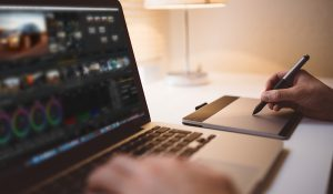 Video Editing with Adobe Premiere & After Effect
