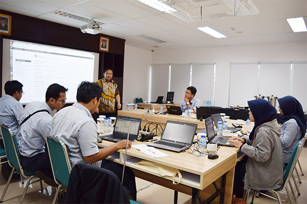 Training Data Management System