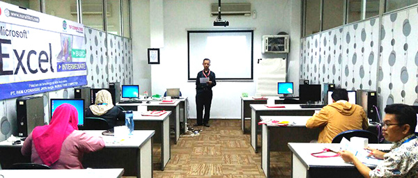 Training MS Excel Standard dan Advanced
