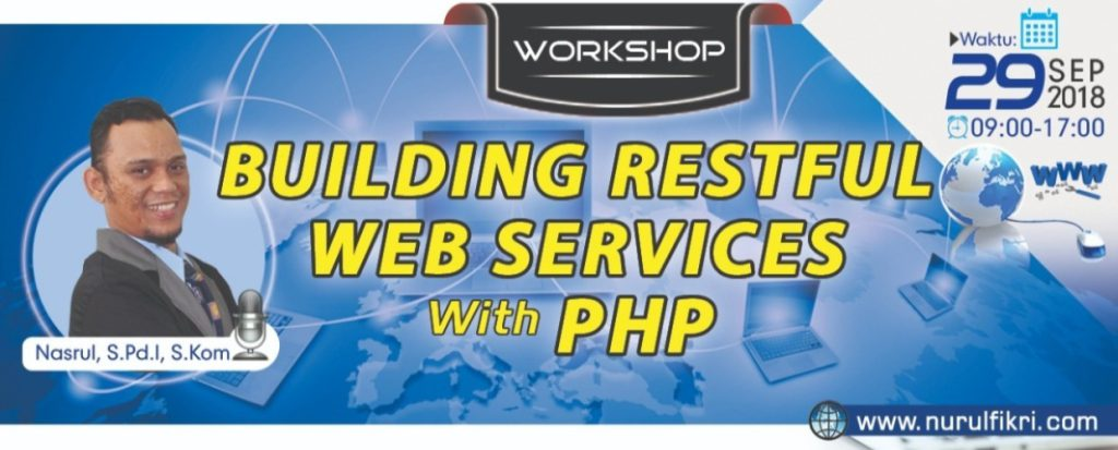 Workshop Sehari - Web Service with PHP