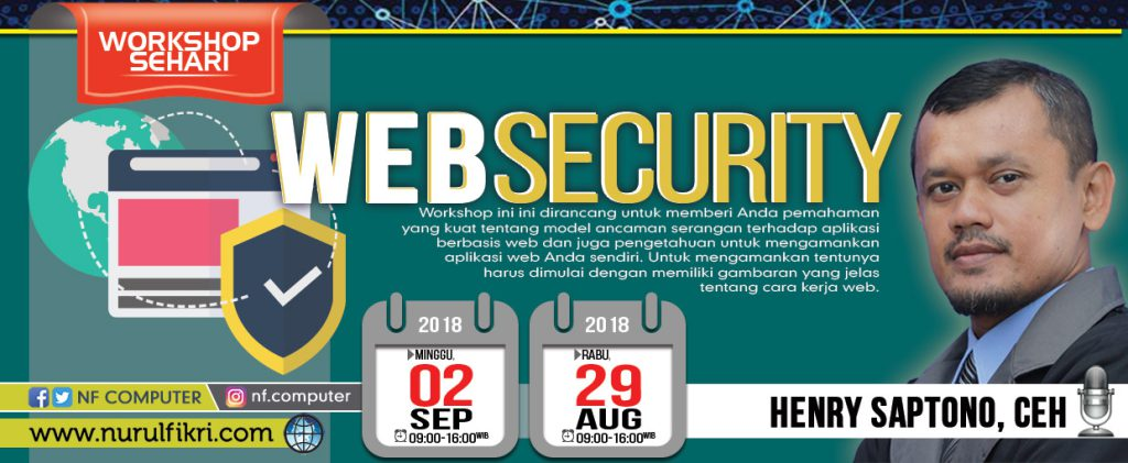 Workshop Sehari – Web Security