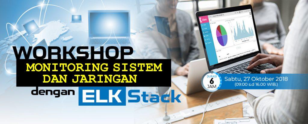Workshop Monitoring sistem dan jaringan dengan ELK Stack