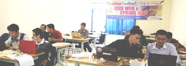 Training Java Web & Spring
